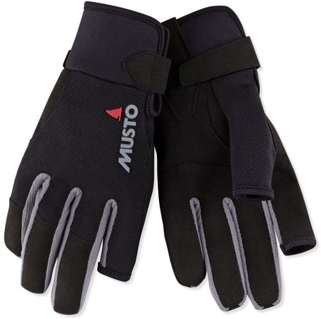 80101 Ess Sailing Lf Glove Black