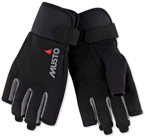 80102 Ess Sailing Sf Glove Black