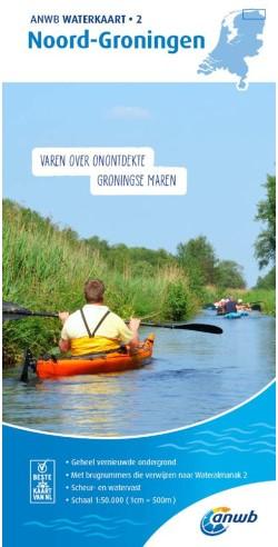 ANWB Waterkrt. 2. Noord-Groningen