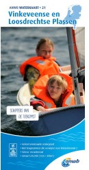 ANWB Waterkaart.21. Vinkeveen /Loosdrechtse Plassen