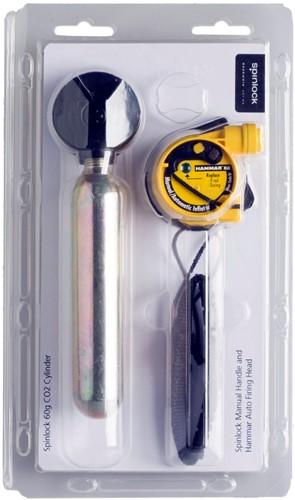 Spinlock Deckvest 170N reddingsvest herlaadset - Hammar - 33 gram
