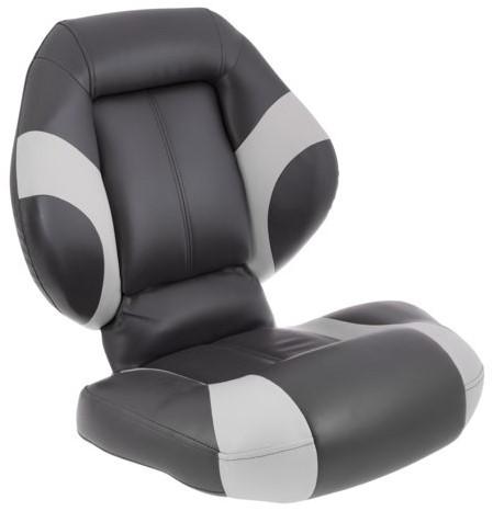 Talamex stuurstoel sport duo grijs