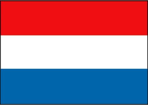 Nederlandse vlag 20x30