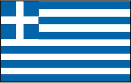 Vlag Griekenland 30x45