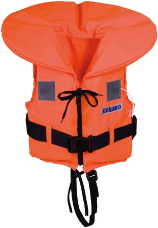 Talamex Reddingsvest - oranje -15/20kg - kruisband