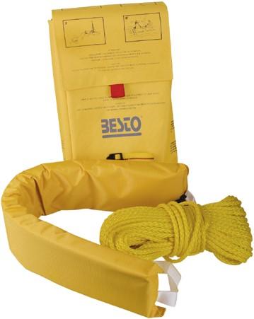Besto Rescuesling reddingsboei - geel