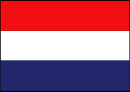 Nederlandse vlag classic 30x45