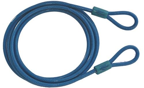 Stazo kabel dubbel oog 10mm-3mtr