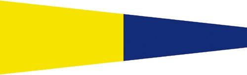Seinvlag nr 5 30x36cm
