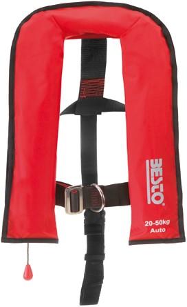 Besto Junior Reddingvest - 150N - 15/40 kg - rood