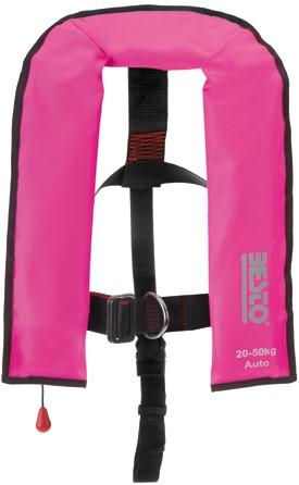 Besto Junior Reddingsvest - 150N - 15/40 kg - roze