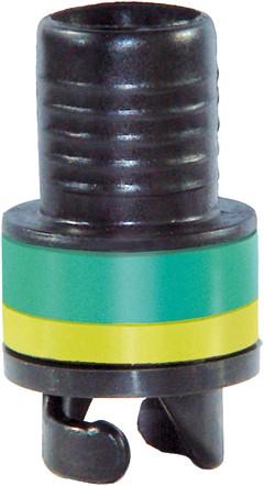 Universele slangadapter voor rubberboten