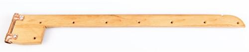Scheerhoutje voor vleugel 50cm