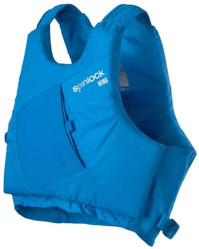 Spinlock Zwemvest Wing - maat 1 (S) - blauw