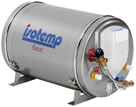 Webasto Isotemp scheepsboiler basic 40 liter - RVS