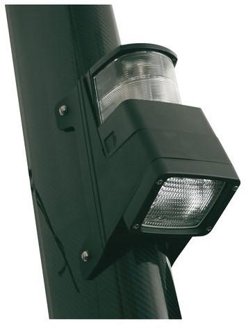 Hella 8504 Stoom-deklicht navigatielicht - 12V - zwart
