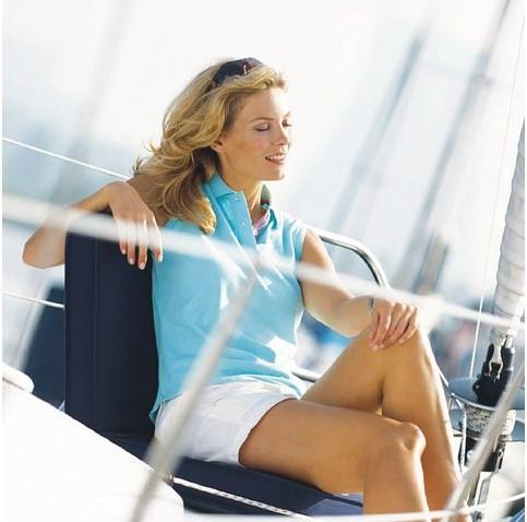 Comfort Seat Classic Captainsblauw navy