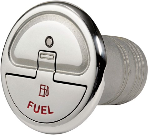 Quick Dekdop met sleutel Fuel 38mm