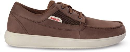 Musto 80514 Nautic Drift Dark Brown bootschoen