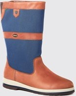 DUBARRY SHAMROCK ZEILLAARS BROWN/NAVY 39