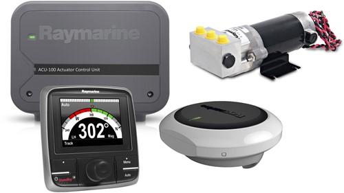 Raymarine EV-100 Motorboot stuurautomaat