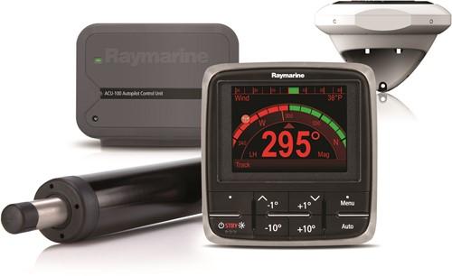 Raymarine EV-100 Helmstokstuurautomaat