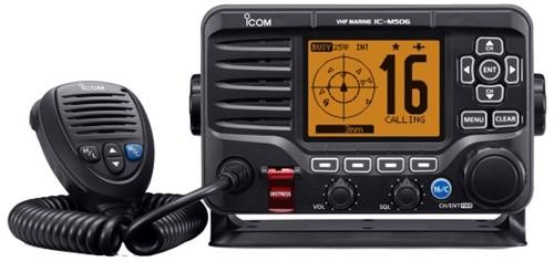 Icom M506GE Euro AIS/DSC Marifoon