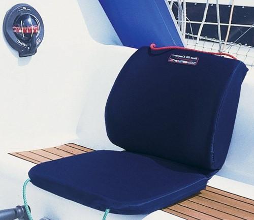 Boat Sit Comfort kussen Blauw