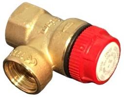 Webasto Isotemp Overstortventiel boiler 6 Bar
