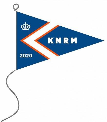 KNRM jaarwimpel 2020 35x50