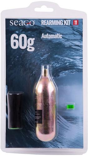 Seago reddingsvest herlaadset - UML MK5 - 60gram