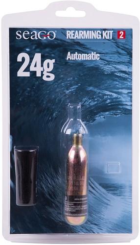 Seago Junior reddingsvest herlaadset - UML MK5 - 24 gram
