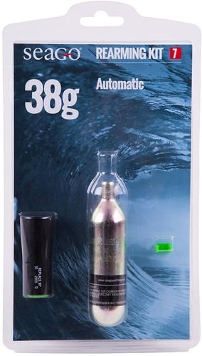 Seago reddingsvest herlaadset - UML MK5 - 38 gram