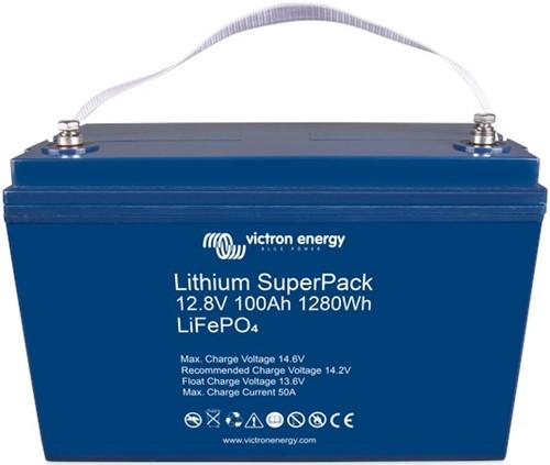 Lithium Superpack startpakket