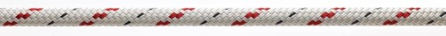 Marlow Doublebraid 14mm wit/rood