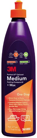 3M Perfect -it Gelcoat Med.