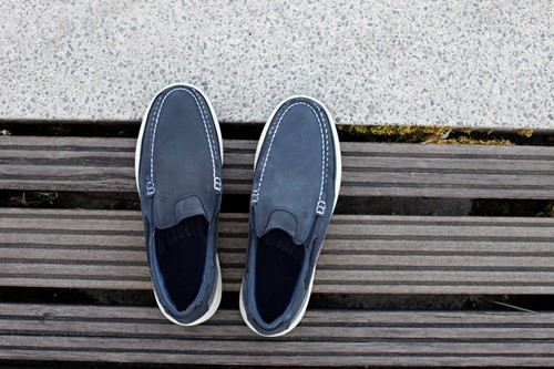 BluePort Pacific Loafer navy