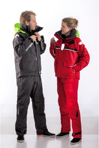 MW breathable Zeil Jack red
