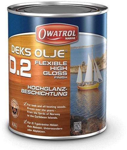 Owatrol D-2 olie