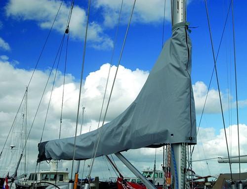 Blue Performance grootzeilhuik 3 ademend 4.10 meter giek