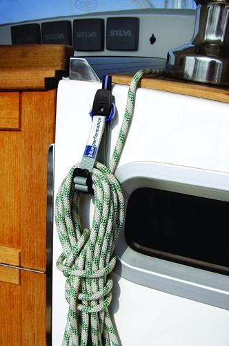 Blue Performance touw clips 22-32 cm (2stuks)