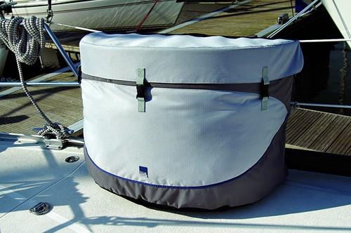 Blue Performance storage rail bag medium
