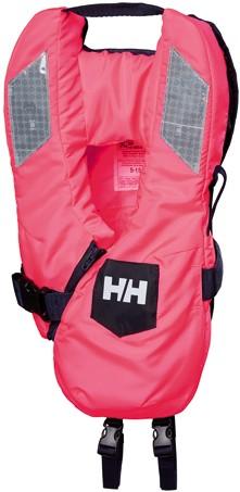 Helly Hansen BABY SAFE+ 276 reddingsvest - roze - 5/15 kg - kruisband/broekje