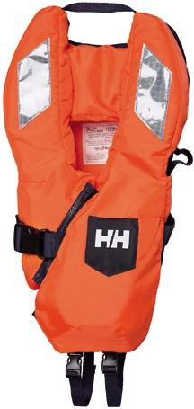 Helly Hansen KID SAFE+ 210- oranje -  10/25 kg - kruisband