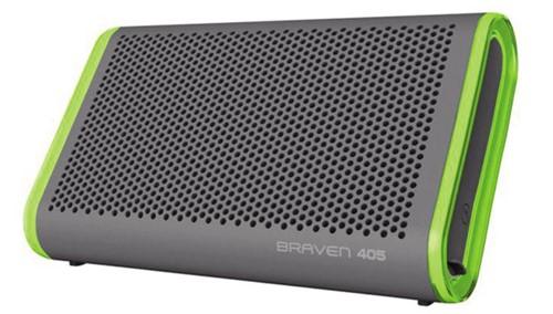 Braven 405 WP BT Speaker - Silver