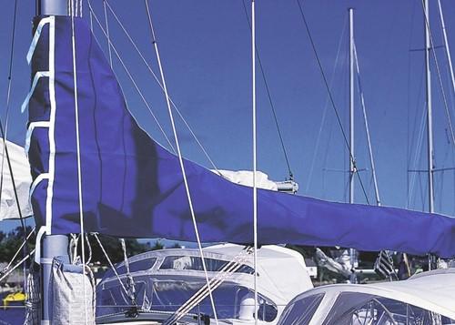 Zeilhuik Blauw Dralon