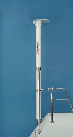 2500mm mast compleet met SC45