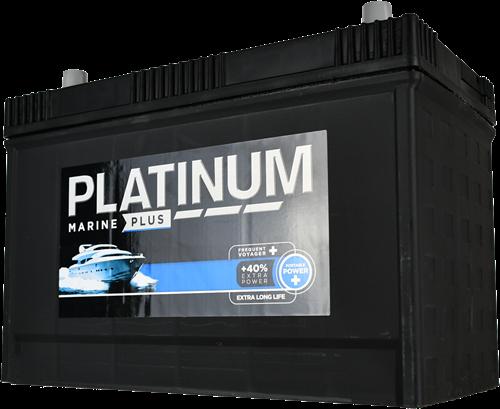 Platinum accu 12V 110AH DC Deep Cycle Dual Post