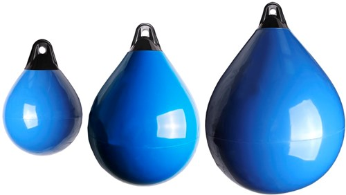 Majoni balstootwil - Blauw