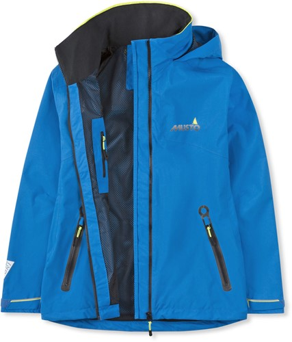 Musto 80905 BR1 Inshore dames jas  BrBlue